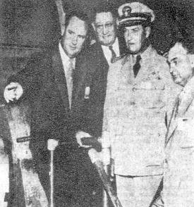 David Sooy (second from right)