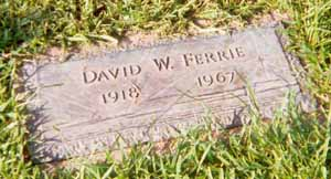 David Ferrie's Grave
