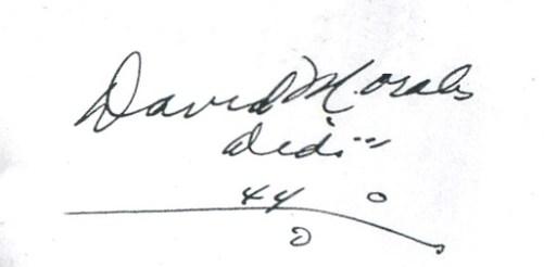 DSM Signature