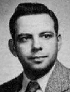 "Raymond Franklin ""Frank"" Krystinik, 1956; Photo Credit Linda Giovanna Zambanini"