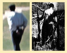 """Dark Complected Man"" in Dealey Plaza and Felipe Vidal Santiago"