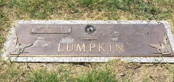George Lumpkin's Grave; Credit Linda Giovanna Zambanini