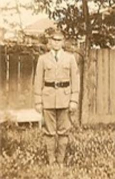 John David Hurt, circa 1930; Credit Linda Giovanna Zambanini