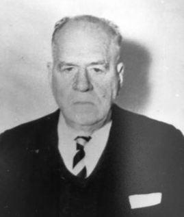 Albert Osborne, 1964