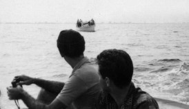 L-R: Bernardo de Torres and Alfredo Duran