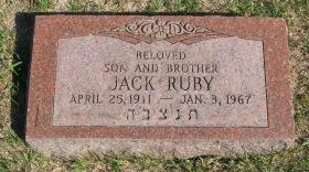 Jack Ruby's Grave