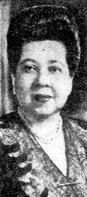 Minerva Bernardino (Felix's sister)