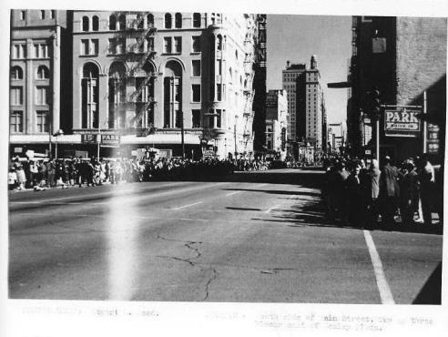 Stuart Reed Photo 11/22/1963; Credit Denis Morissette