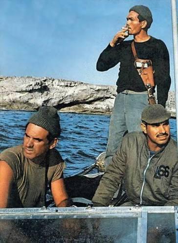 Tony Cuesta (left) and Ramon Font (right)