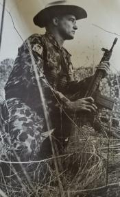 Ed Arthur, Comandos L 1964