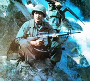 Ed Arthur in Vietnam