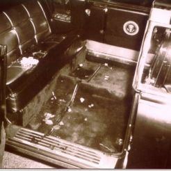 Examination of Limo on 11-23-1963