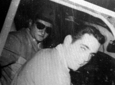 David Ferrie (left)
