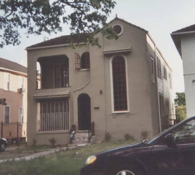 Ferrie Apartment
