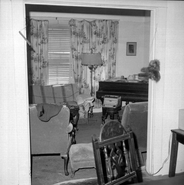 Ferrie Death Apartment