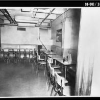 Lunch Room - looking east