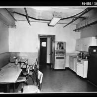 Lunch Room - looking west