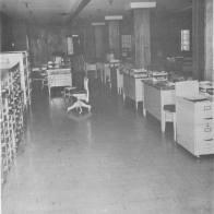 Second floor office space