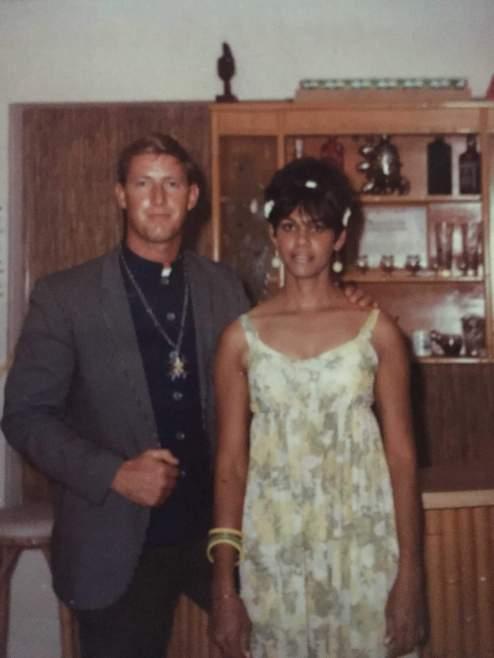 Steve and Rita Wilson