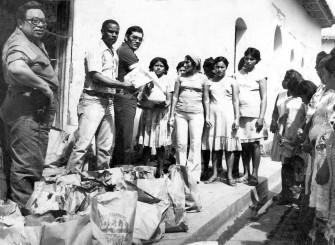 Tony Izquierdo (2nd from left)