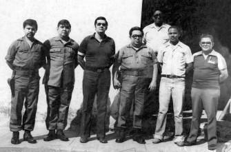 Tony Izquierdo (2nd from right)