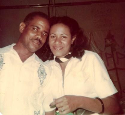 Tony and Edith Izquierdo