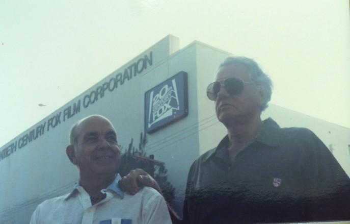 Ramon Font and Tony Cuesta
