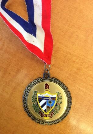 Font Medal 1