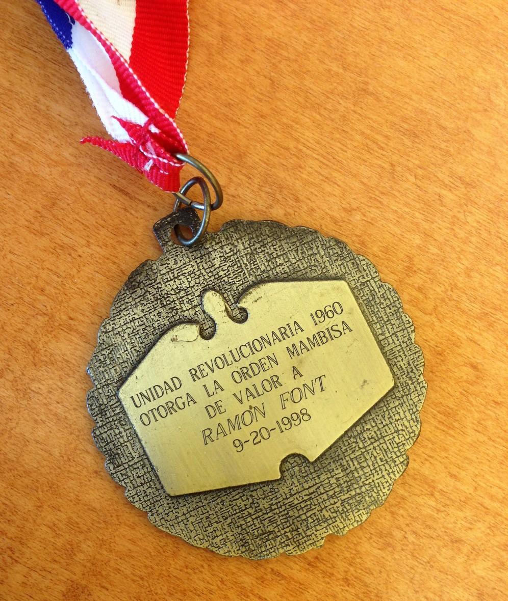 Font Medal 2