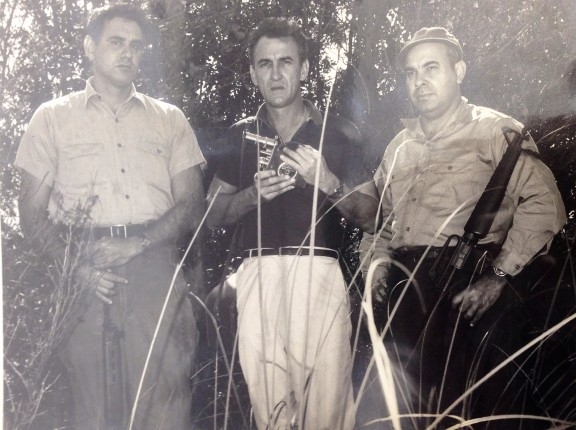 Ramon Font (right)