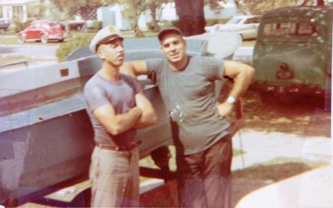 Ramon Font, 1963 (right)