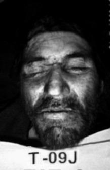 Alleged 1966 morgue photo of Herminio Diaz Garcia