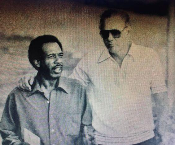 Tony Bryant and Tony Cuesta